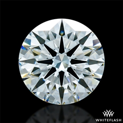 1.912 ct H VS2 A CUT ABOVE® Hearts and Arrows Super Ideal Round Cut Loose Diamond