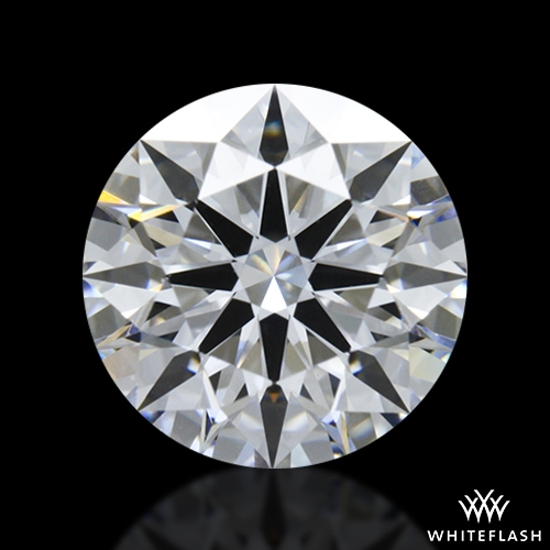 2.361 ct D IF A CUT ABOVE® Hearts and Arrows Super Ideal Round Cut Loose Diamond