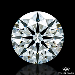 1.131 ct H SI1 A CUT ABOVE® Hearts and Arrows Super Ideal Round Cut Loose Diamond