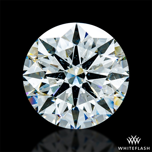 9.257 ct I SI1 Expert Selection Round Cut Loose Diamond