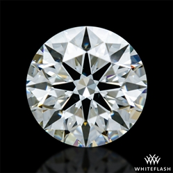0.775 ct I VS1 A CUT ABOVE® Hearts and Arrows Super Ideal Round Cut Loose Diamond