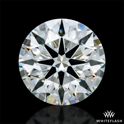 0.84 ct G VS1 A CUT ABOVE® Hearts and Arrows Super Ideal Round Cut Loose Diamond