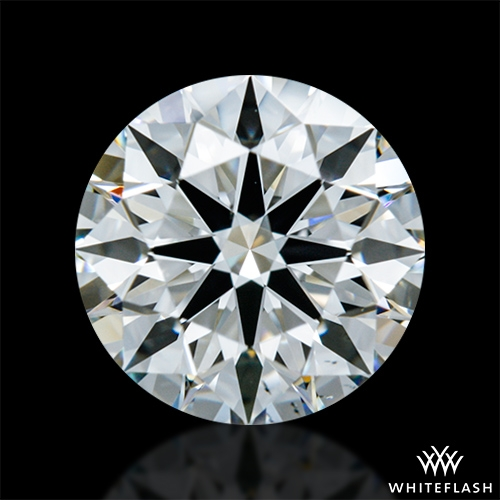 1.001 ct I VS2 A CUT ABOVE® Hearts and Arrows Super Ideal Round Cut Loose Diamond