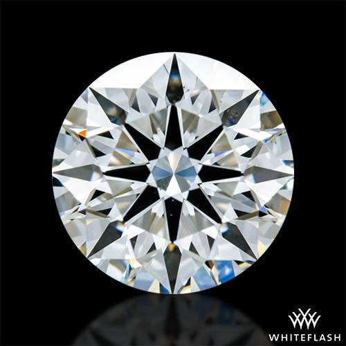 1.53 ct H VS1 A CUT ABOVE® Hearts and Arrows Super Ideal Round Cut Loose Diamond