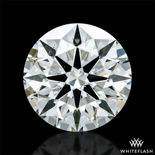 1.024 ct J VS2 A CUT ABOVE® Hearts and Arrows Super Ideal Round Cut Loose Diamond