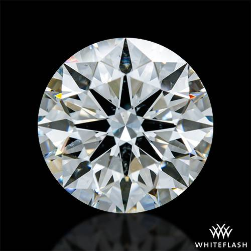 3.523 ct I SI1 Expert Selection Round Cut Loose Diamond