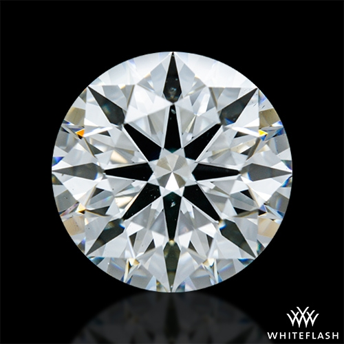 2.625 ct H VS2 A CUT ABOVE® Hearts and Arrows Super Ideal Round Cut Loose Diamond