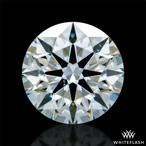 0.514 ct I VS2 A CUT ABOVE® Hearts and Arrows Super Ideal Round Cut Loose Diamond