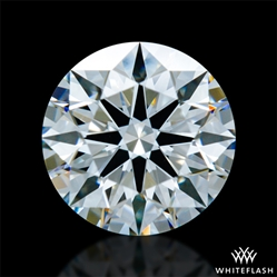 0.77 ct F VVS2 A CUT ABOVE® Hearts and Arrows Super Ideal Round Cut Loose Diamond