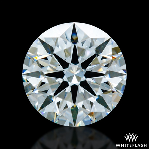 0.71 ct I VS2 A CUT ABOVE® Hearts and Arrows Super Ideal Round Cut Loose Diamond