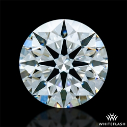 0.52 ct F VS1 A CUT ABOVE® Hearts and Arrows Super Ideal Round Cut Loose Diamond