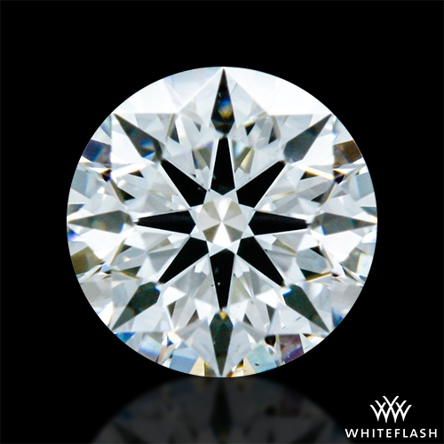 0.301 ct F VS2 A CUT ABOVE® Hearts and Arrows Super Ideal Round Cut Loose Diamond