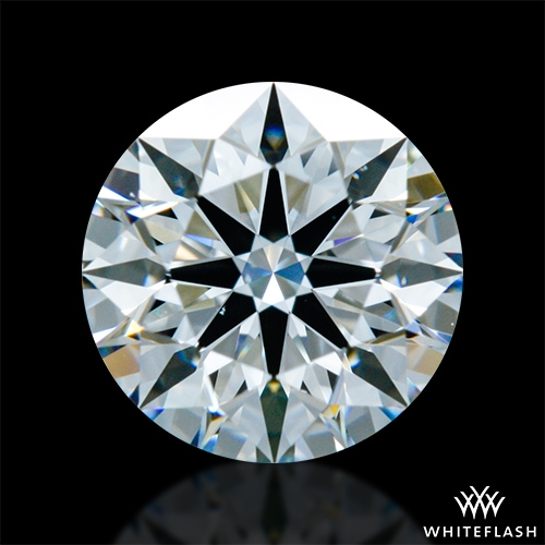 0.775 ct G VS2 A CUT ABOVE® Hearts and Arrows Super Ideal Round Cut Loose Diamond