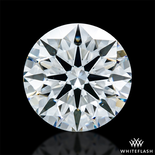 1.68 ct F VS1 A CUT ABOVE® Hearts and Arrows Super Ideal Round Cut Loose Diamond