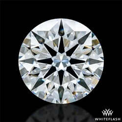 1.084 ct F VS1 A CUT ABOVE® Hearts and Arrows Super Ideal Round Cut Loose Diamond