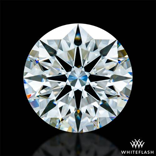 2.136 ct F VS1 A CUT ABOVE® Hearts and Arrows Super Ideal Round Cut Loose Diamond