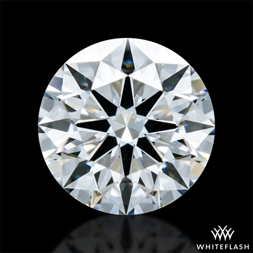 0.705 ct D IF A CUT ABOVE® Hearts and Arrows Super Ideal Round Cut Loose Diamond