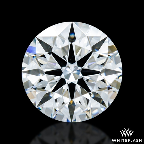 0.702 ct E VVS2 A CUT ABOVE® Hearts and Arrows Super Ideal Round Cut Loose Diamond