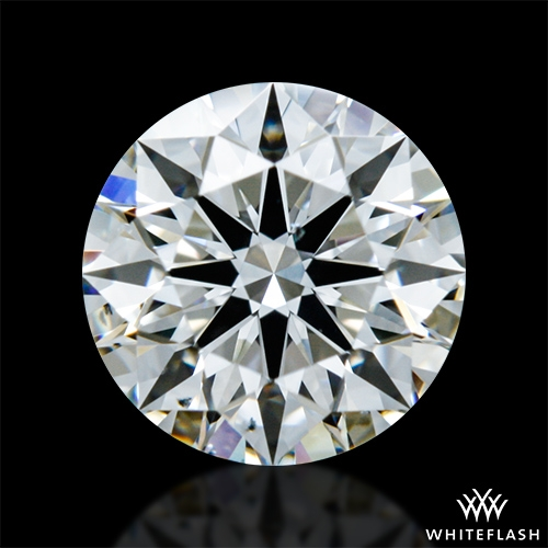 0.738 ct F SI1 Expert Selection Round Cut Loose Diamond