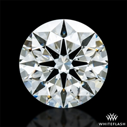 0.716 ct I SI1 A CUT ABOVE® Hearts and Arrows Super Ideal Round Cut Loose Diamond