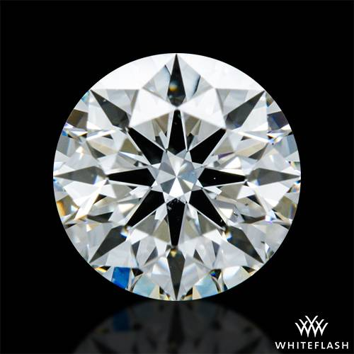 0.707 ct H SI1 Expert Selection Round Cut Loose Diamond