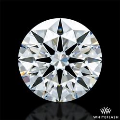 0.803 ct E VVS1 A CUT ABOVE® Hearts and Arrows Super Ideal Round Cut Loose Diamond