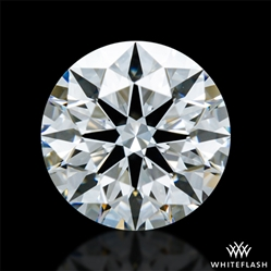 0.89 ct F VS2 A CUT ABOVE® Hearts and Arrows Super Ideal Round Cut Loose Diamond