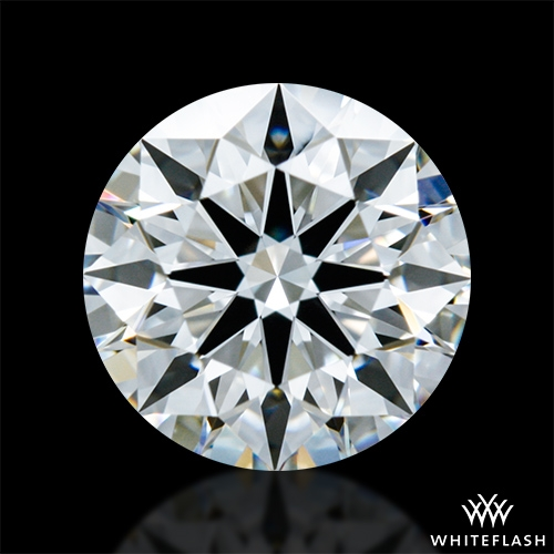 1.03 ct F VVS1 A CUT ABOVE® Hearts and Arrows Super Ideal Round Cut Loose Diamond