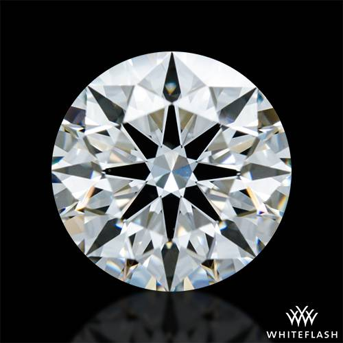 1.071 ct E VS1 A CUT ABOVE® Hearts and Arrows Super Ideal Round Cut Loose Diamond