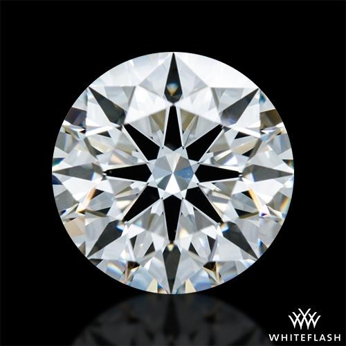 1.071 ct E VS1 A CUT ABOVE® Hearts and Arrows Super Ideal Round Cut Loose Diamond