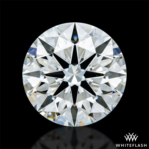 1.501 ct I VS2 A CUT ABOVE® Hearts and Arrows Super Ideal Round Cut Loose Diamond