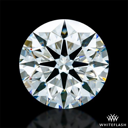 1.815 ct H VS1 A CUT ABOVE® Hearts and Arrows Super Ideal Round Cut Loose Diamond