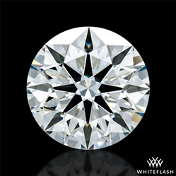 1.846 ct I VS1 A CUT ABOVE® Hearts and Arrows Super Ideal Round Cut Loose Diamond