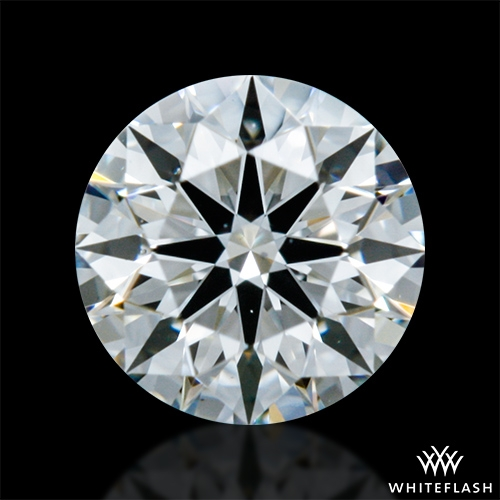 0.304 ct G VS2 A CUT ABOVE® Hearts and Arrows Super Ideal Round Cut Loose Diamond