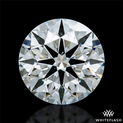 0.317 ct H VS2 A CUT ABOVE® Hearts and Arrows Super Ideal Round Cut Loose Diamond