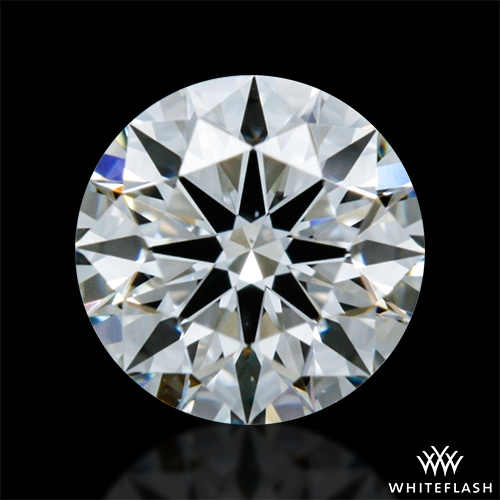 0.301 ct G VS1 A CUT ABOVE® Hearts and Arrows Super Ideal Round Cut Loose Diamond
