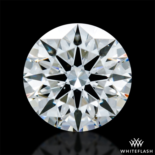 0.307 ct E VS1 A CUT ABOVE® Hearts and Arrows Super Ideal Round Cut Loose Diamond