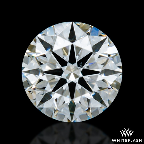 0.306 ct G VS2 A CUT ABOVE® Hearts and Arrows Super Ideal Round Cut Loose Diamond