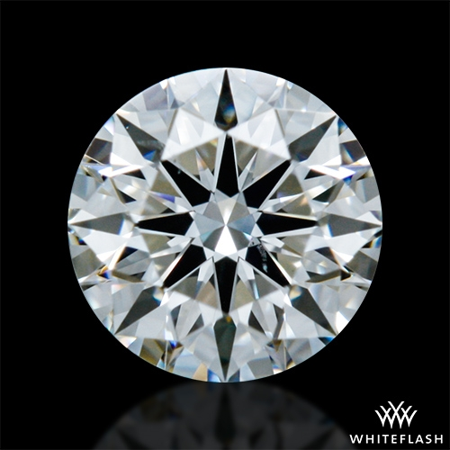 0.316 ct G VS2 A CUT ABOVE® Hearts and Arrows Super Ideal Round Cut Loose Diamond