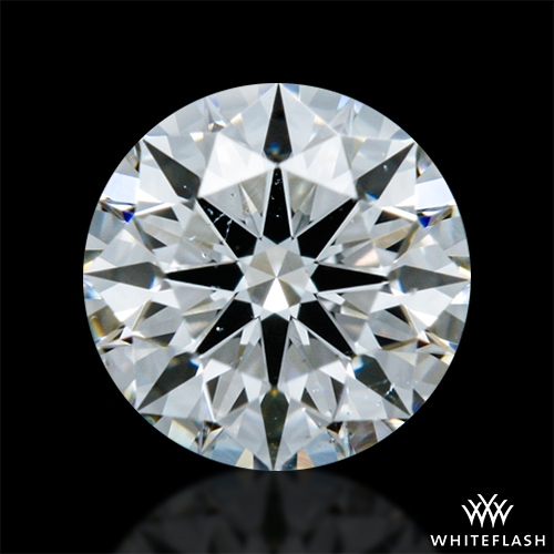 0.314 ct F VS2 A CUT ABOVE® Hearts and Arrows Super Ideal Round Cut Loose Diamond