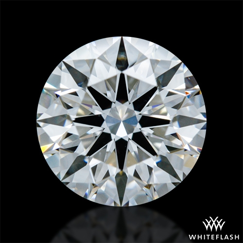 1.002 ct E VS1 A CUT ABOVE® Hearts and Arrows Super Ideal Round Cut Loose Diamond