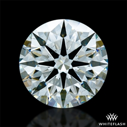 2.577 ct H VS2 A CUT ABOVE® Hearts and Arrows Super Ideal Round Cut Loose Diamond