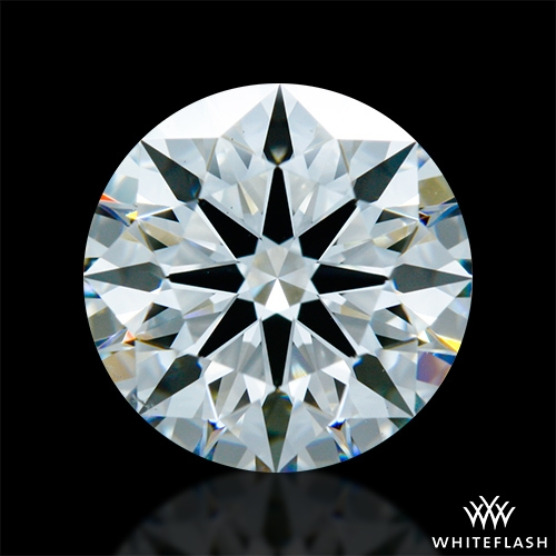 1.864 ct H VS2 A CUT ABOVE® Hearts and Arrows Super Ideal Round Cut Loose Diamond