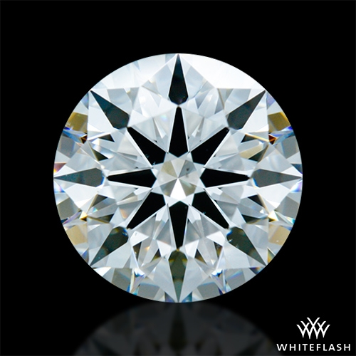 1.838 ct G VS2 A CUT ABOVE® Hearts and Arrows Super Ideal Round Cut Loose Diamond