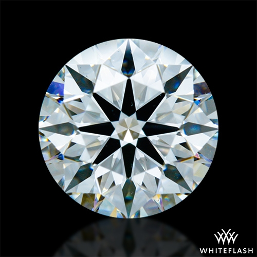 1.81 ct F VS1 A CUT ABOVE® Hearts and Arrows Super Ideal Round Cut Loose Diamond