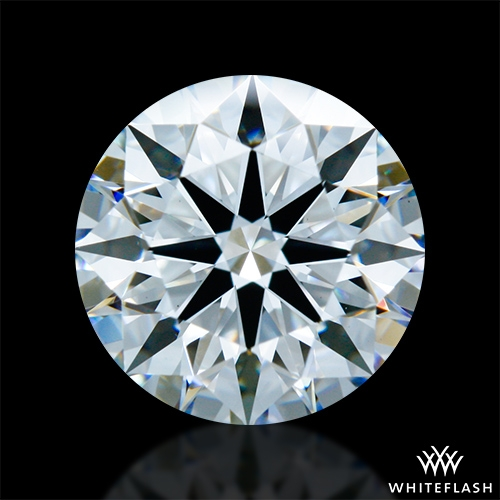 1.713 ct D VS1 A CUT ABOVE® Hearts and Arrows Super Ideal Round Cut Loose Diamond