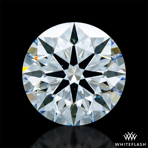 1.65 ct F VVS1 A CUT ABOVE® Hearts and Arrows Super Ideal Round Cut Loose Diamond
