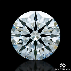1.401 ct F VS1 A CUT ABOVE® Hearts and Arrows Super Ideal Round Cut Loose Diamond