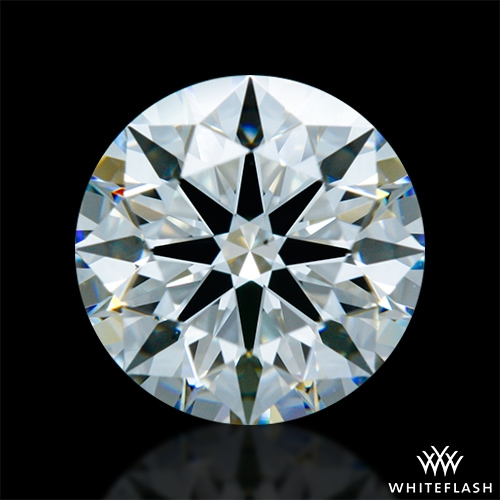 1.404 ct G VS1 A CUT ABOVE® Hearts and Arrows Super Ideal Round Cut Loose Diamond