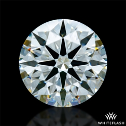 1.383 ct I VS2 A CUT ABOVE® Hearts and Arrows Super Ideal Round Cut Loose Diamond